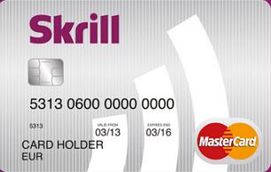 Moneybookers Skrill pré-pago