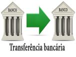 pagamento transferência bancária