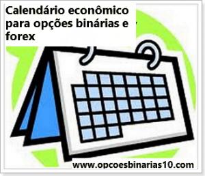 calendario economico para opcoes binarias e forex