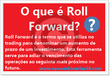 Roll Forward